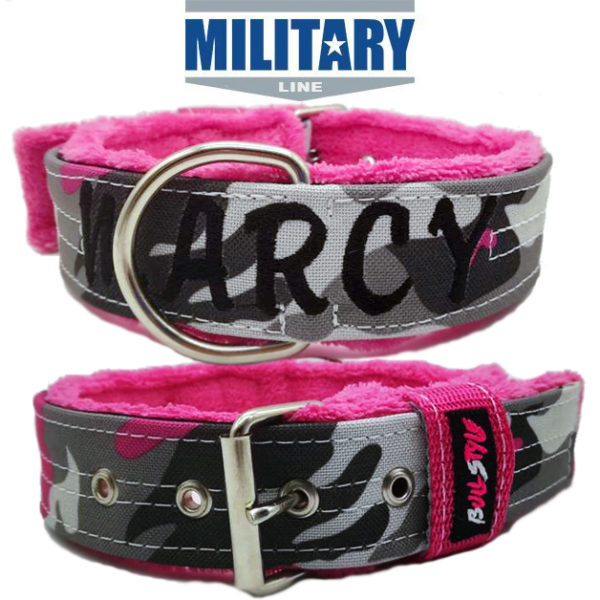 MILITARY LINE ROSA